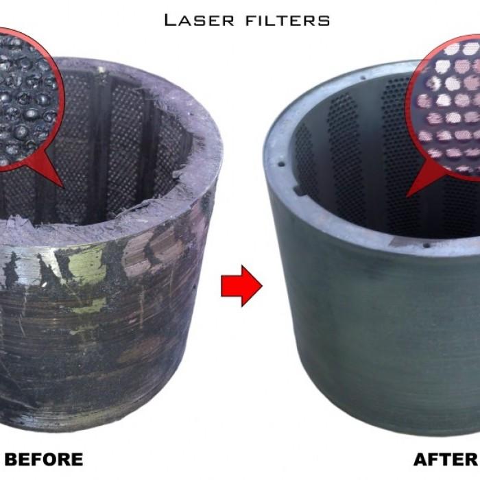 Filtros de laser