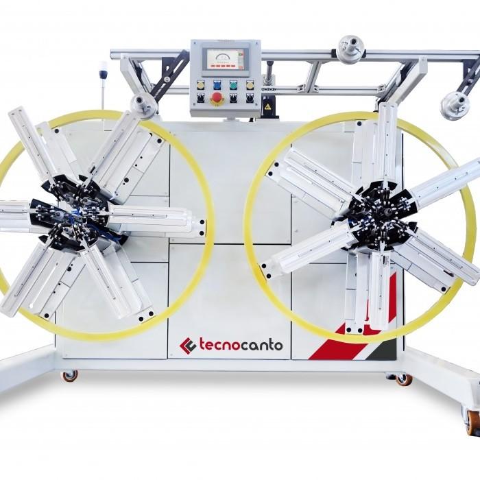 Bobinador de tubo TECN-BT700L