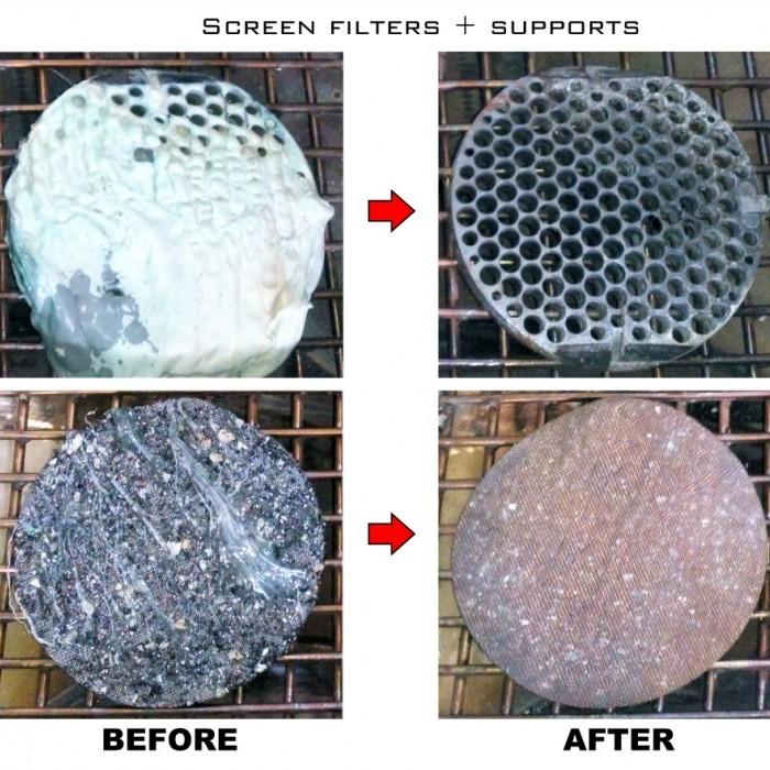 Net filters
